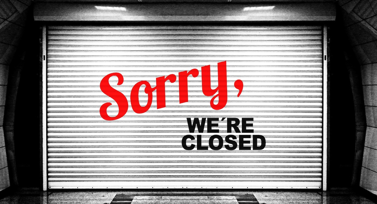 Why are restaurants closing in the UK?