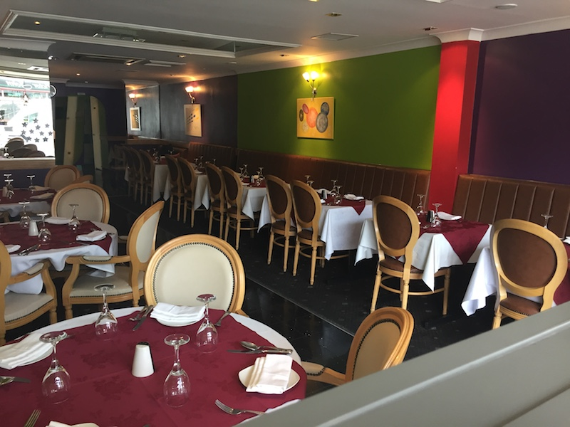 restaurants for sale in london