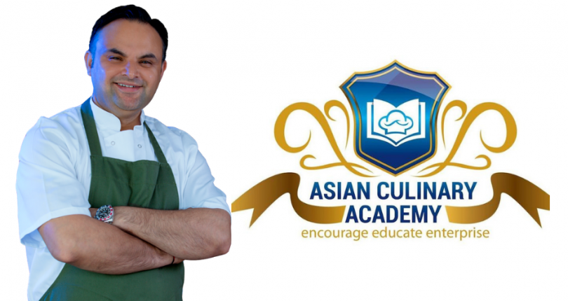 Chef Binod Baral Starts Asian Culinary Academy