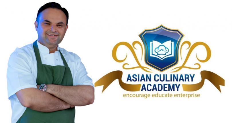 Chef Binod Baral Starts Asian Culinary Academy