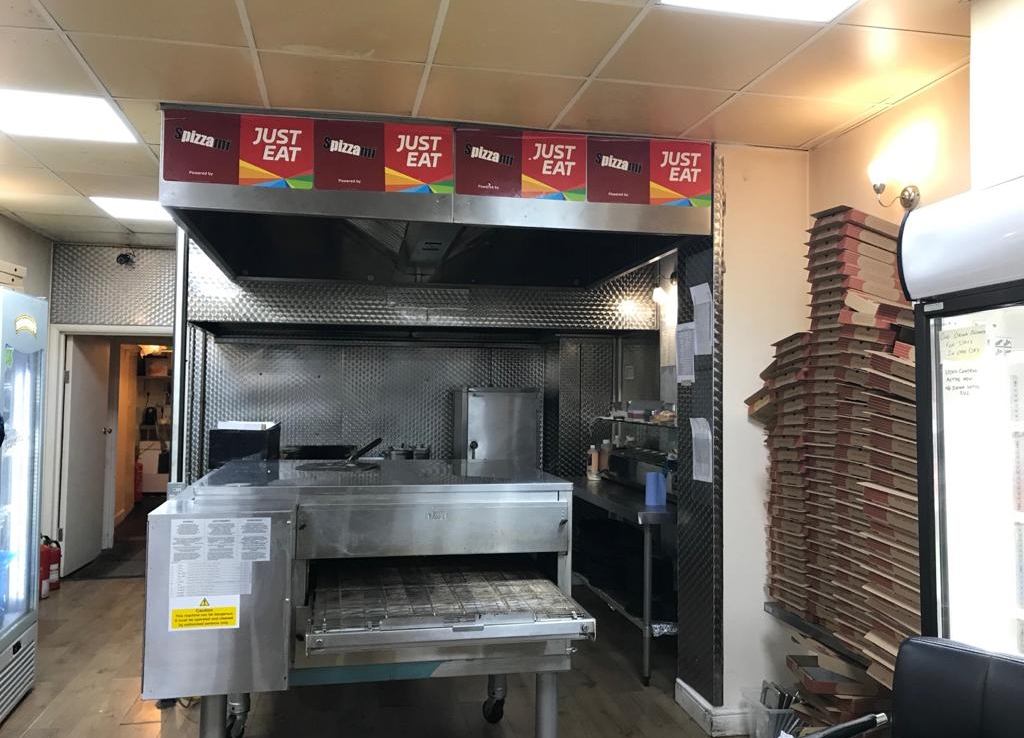 takeaway shop for sale tolworth