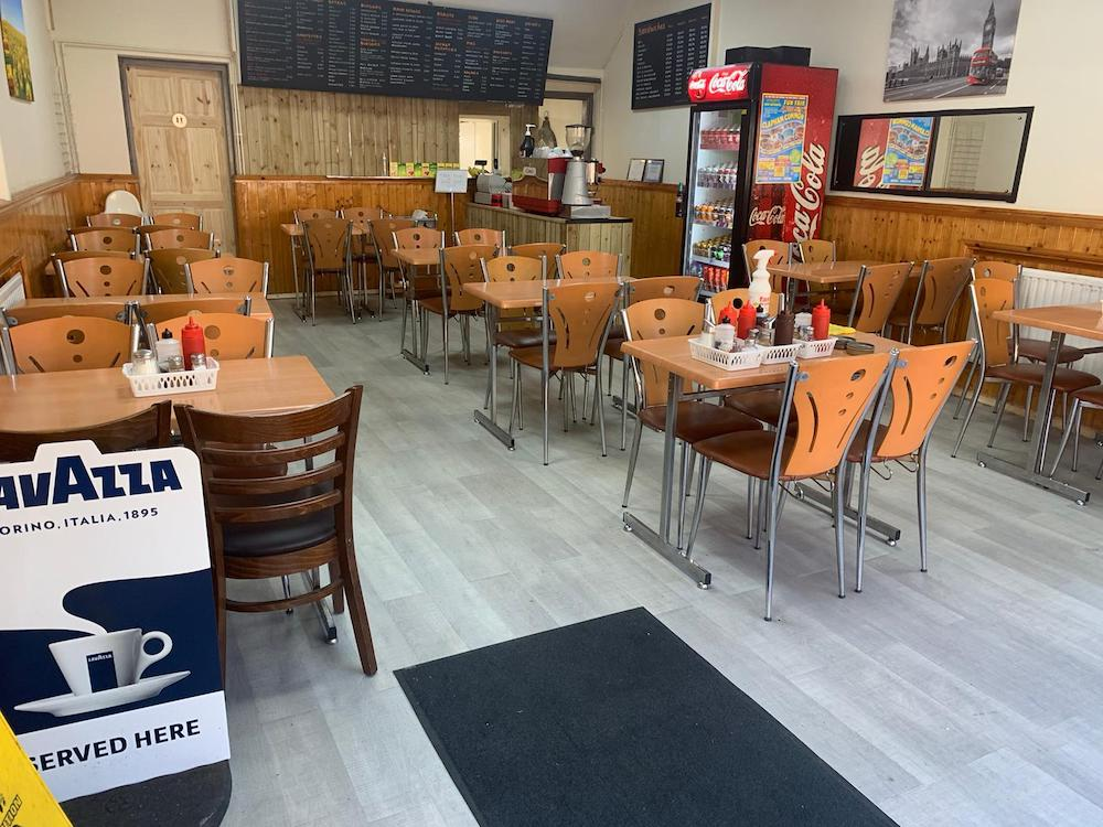 cafe for sale clapham junction
