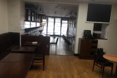 restaurant to let in croydon