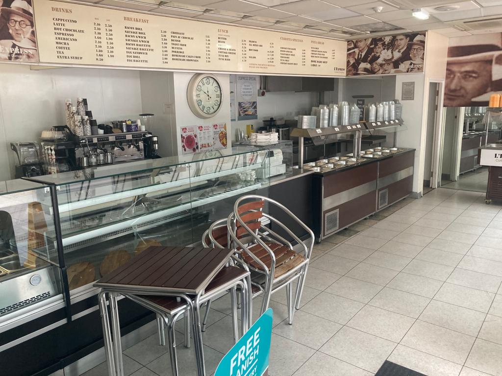 coffee shop for sale london