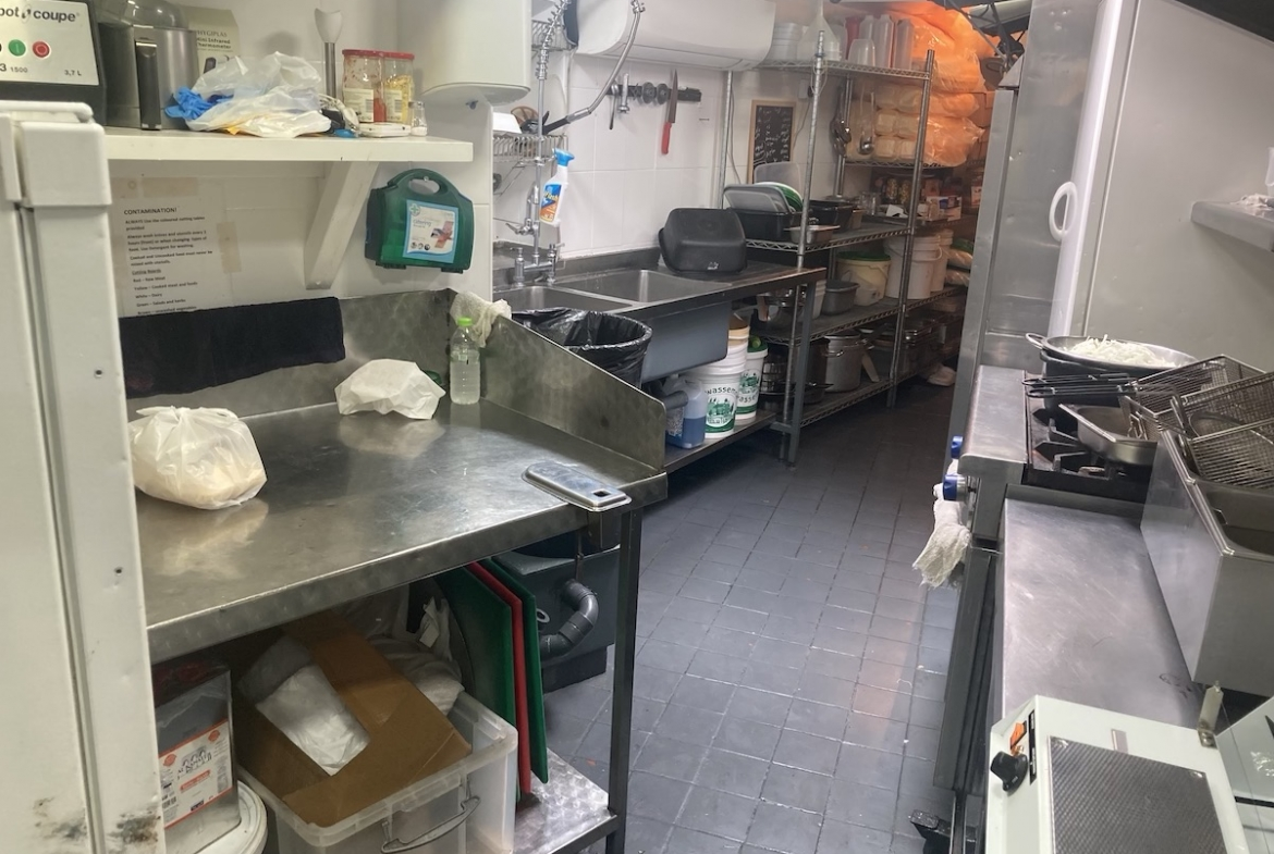 takeaway for sale in fulham