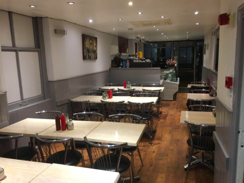 cafe for sale in city of london